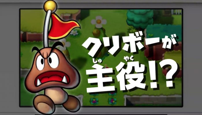 Mario & Luigi: Superstar Saga + Bowser's Minions – Japanese Direct Headline 2017.9.14