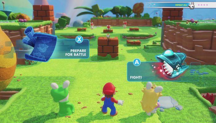 Mario + Rabbids Kingdom Battle – Japanese Direct Headline 2017.9.14