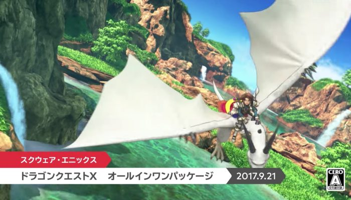 Nintendo Switch Software Lineup – Japanese Direct Headline 2017.9.14