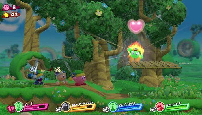 Kirby Star Allies – Japanese Direct Headline 2017.9.14