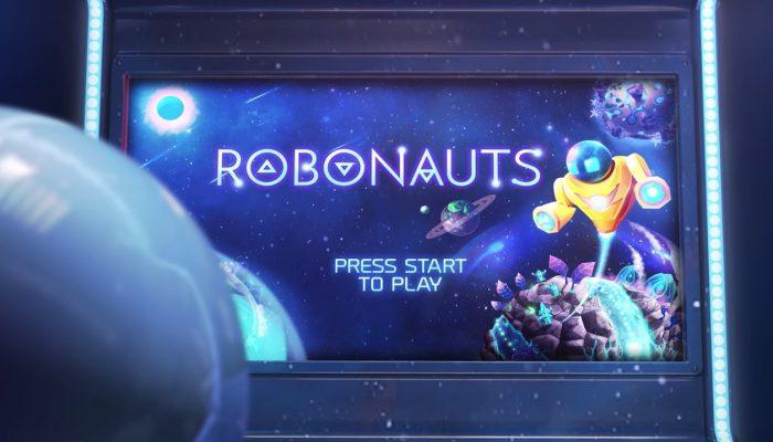 Robonauts – Arcade Machine Trailer