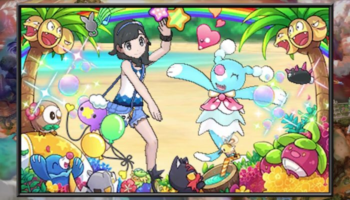Pokémon Ultra Sun & Ultra Moon – Japanese September 22 Reveals Trailer