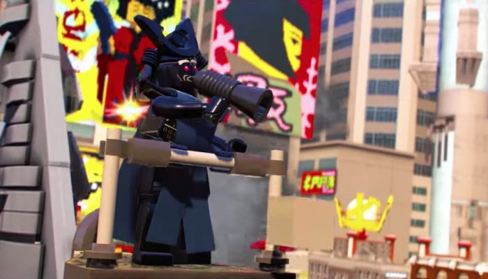 LEGO Ninjago Movie Video Game – Launch Trailer