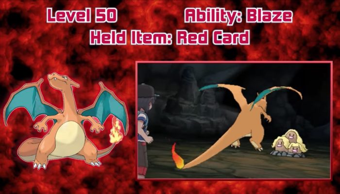 Pokémon Sun & Moon – Heat Up Your Pokémon Battles with Charizard!