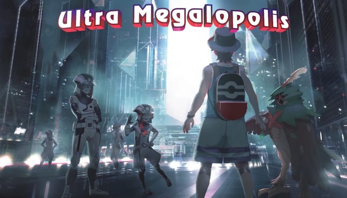 Pokémon Ultra Sun & Ultra Moon – Travel Beyond Alola! Trailer