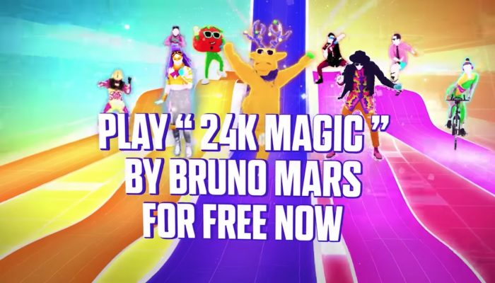 Just Dance 2018 – Free Demo Trailer