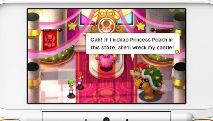 Mario & Luigi: Superstar Saga + Bowser's Minions – Launch Trailer