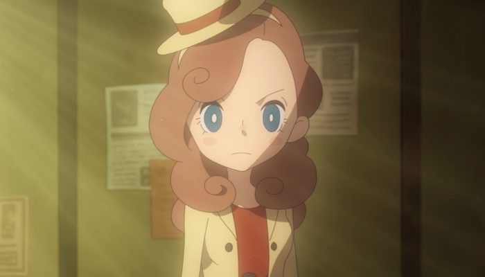Layton's Mystery Journey: Katrielle and the Millionaires' Conspiracy – Launch Trailer