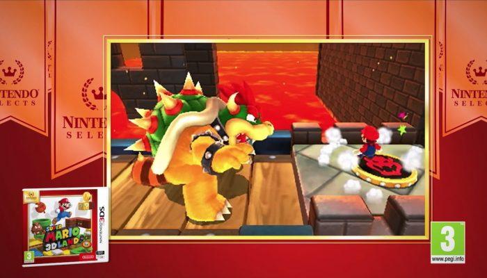 Nintendo Selects – Nouveaux jeux Nintendo 3DS !