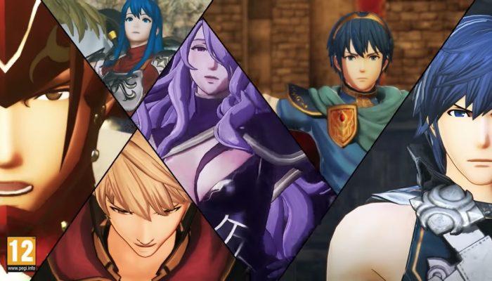 Fire Emblem Warriors – Publicité Les plus grands Héros !