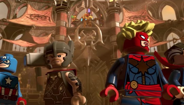 LEGO Marvel Super Heroes 2 – NYCC Story Trailer