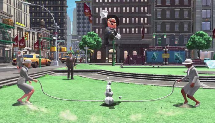 Super Mario Odyssey – Publicité Cap sur l'aventure !