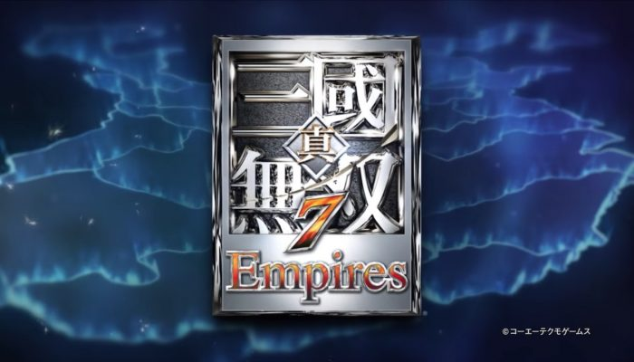 Dynasty Warriors 7 Empires – Japanese Nintendo Switch Trailer