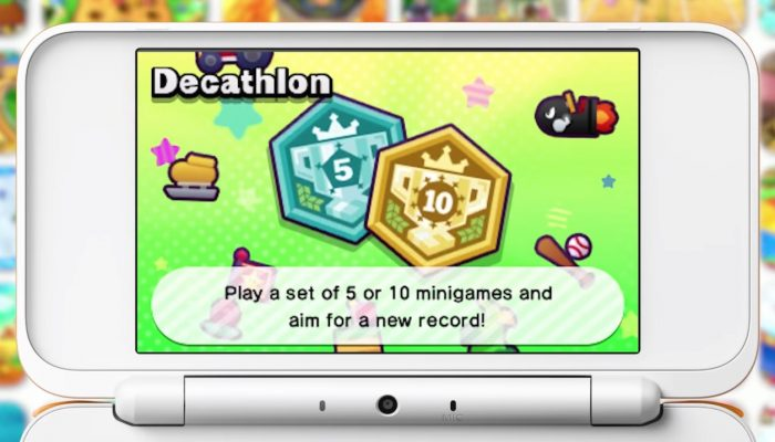 Mario Party: The Top 100 – Game Modes & amiibo Trailer