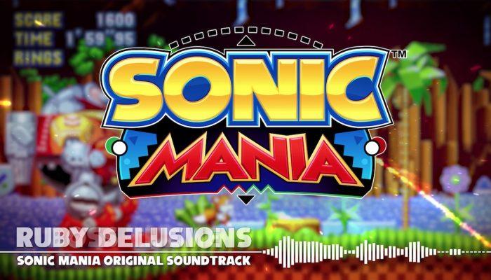 Sonic Mania – Dr. Eggman Boss 1 OST
