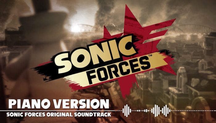 "Sonic Forces – Main Theme ""Fist Bump"" (Piano Ver.) OST"