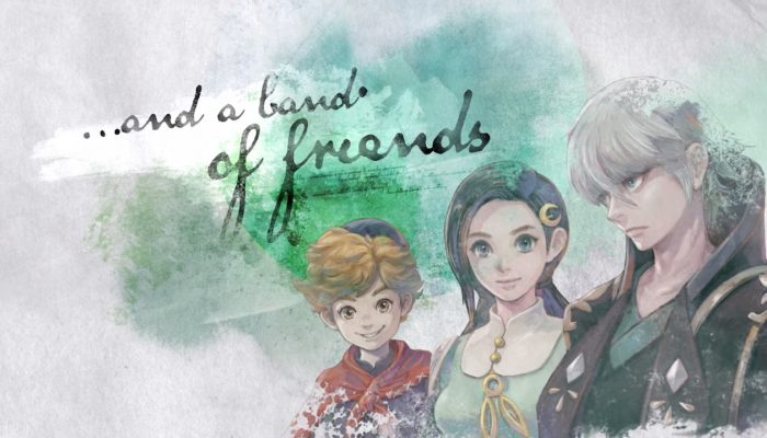 Lost Sphear – Restore the World Trailer