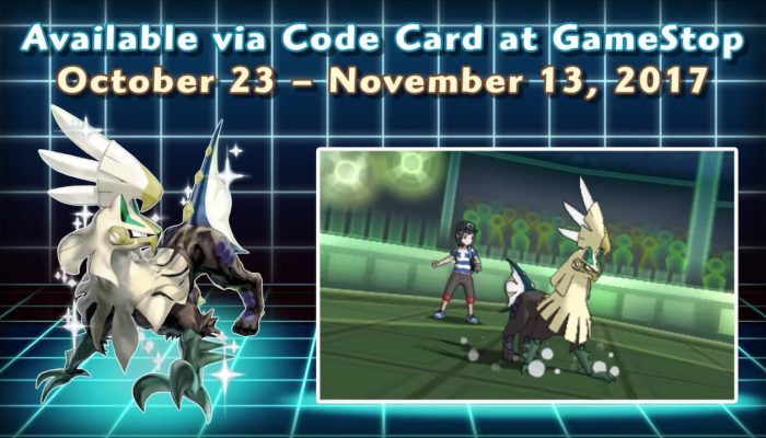 Pokémon Sun & Moon – Bring the Power of Shiny Silvally to Your Team!