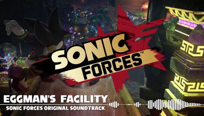 Sonic Forces – Eggman's Facility OST
