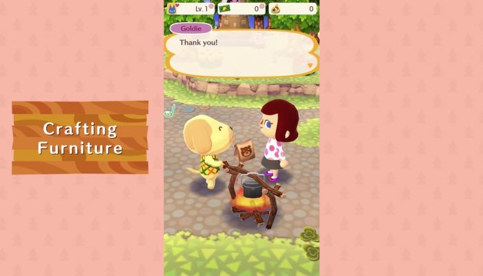 Animal Crossing Mobile Direct – Oct.24.2017