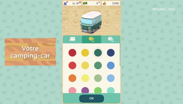 Animal Crossing Mobile Direct – 25.10.2017