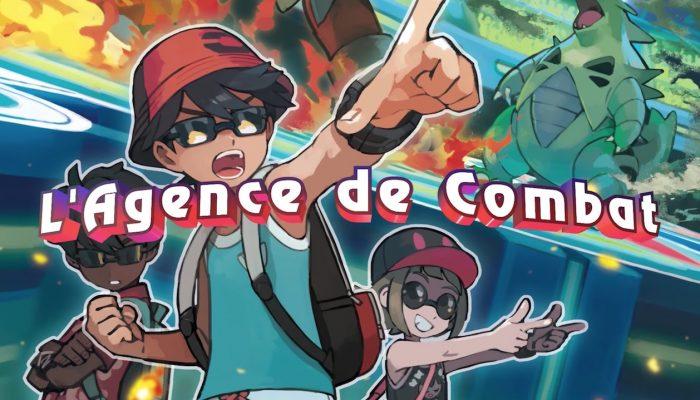 Pokémon Ultra-Soleil et Ultra-Lune – Bande-annonce Rencontrez la Team Rainbow Rocket !
