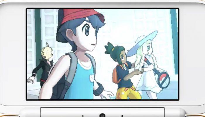 Pokémon Ultra Sun & Ultra Moon – Japanese Commercials