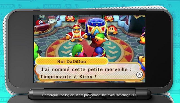 Kirby Battle Royale – Bande-annonce de lancement