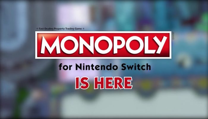 Monopoly for Nintendo Switch – Launch Trailer