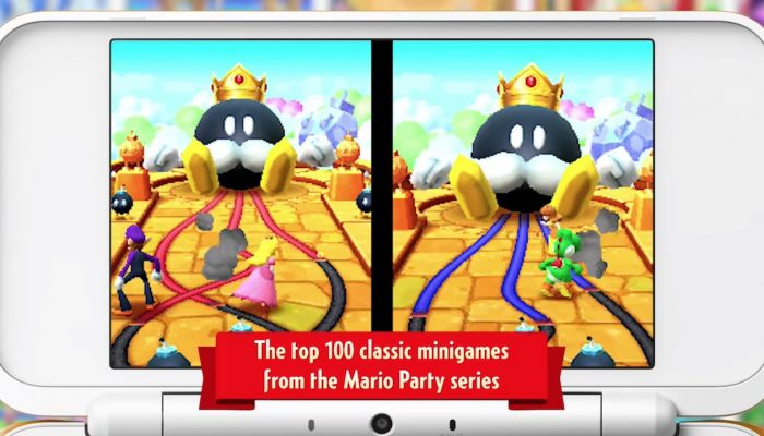Mario Party: The Top 100 – Official Trailer
