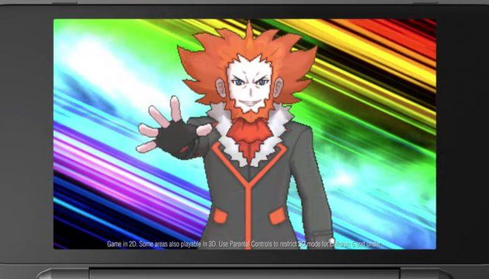 Pokémon Ultra Sun & Ultra Moon – Team Rainbow Rocket Commercial