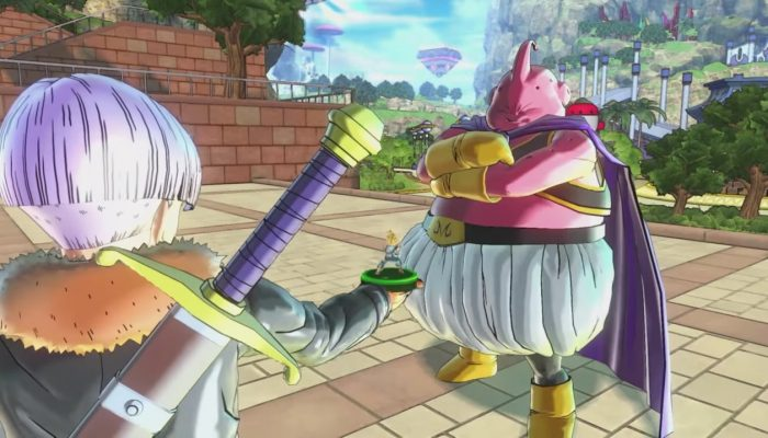 Dragon Ball Xenoverse 2 – Hero Colosseum Trailer