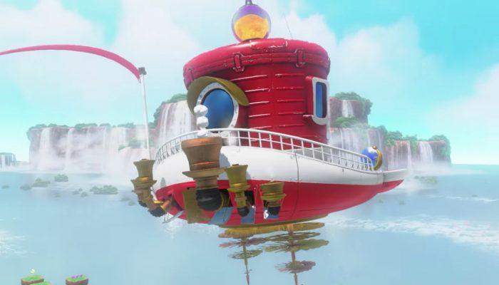 Super Mario Odyssey – Bande-annonce Avis de la presse