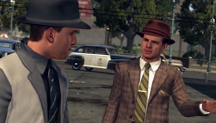 L.A. Noire – Nintendo Switch Trailer