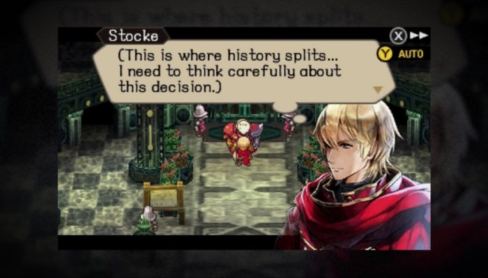 Radiant Historia: Perfect Chronology – Time Travel Trailer