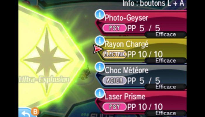 Pokémon Ultra-Soleil et Ultra-Lune – Bande-annonce Percez les secrets de Necrozma !