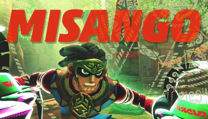 Arms – 4.0 Update: New Fighter Misango Trailer