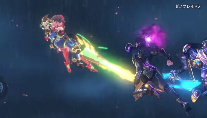 Xenoblade Chronicles 2 – Japanese Overview Trailer