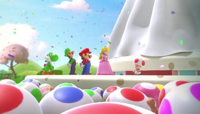 Mario + Rabbids Kingdom Battle – First Japanese Trailer