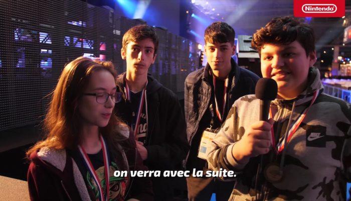 Splatoon European Championship : de la scène Nintendo à l'ESWC ! (Paris Games Week 2017)