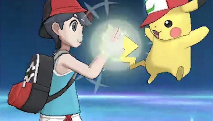Pokémon Ultra Sun & Ultra Moon – Accolades Trailer