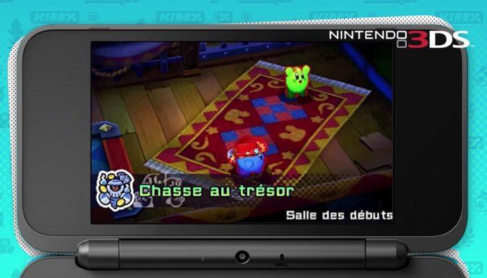 Kirby Battle Royale – Chasse au trésor