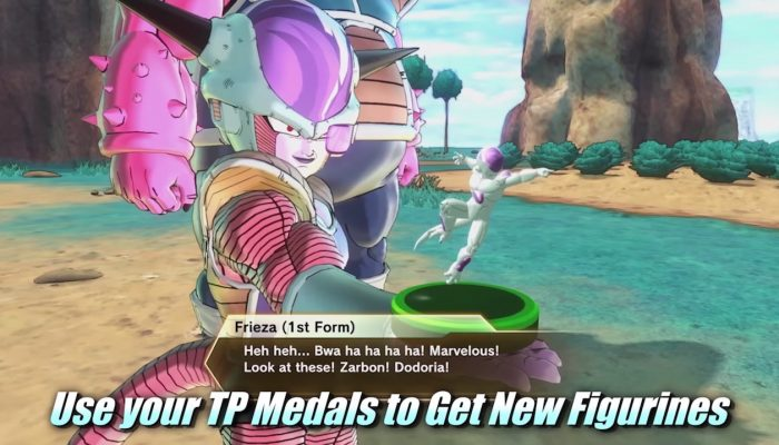 Dragon Ball Xenoverse 2 – Hero Colosseum Launch Trailer
