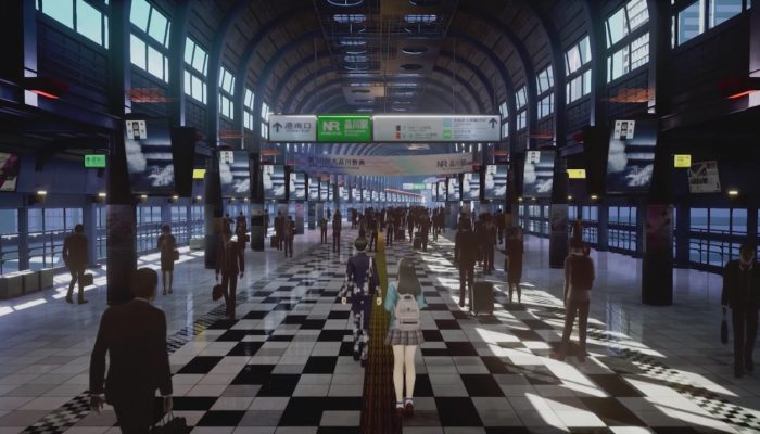 Shin Megami Tensei V – English Announcement Trailer