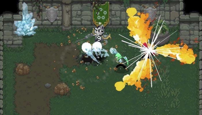 Wizard of Legend – Co-op Spell Slinging Trailer