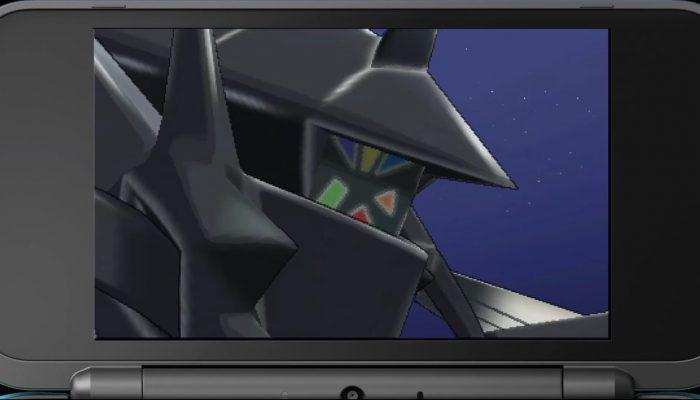 Pokémon Ultra Sun & Ultra Moon – Villains & Legendaries Commercials