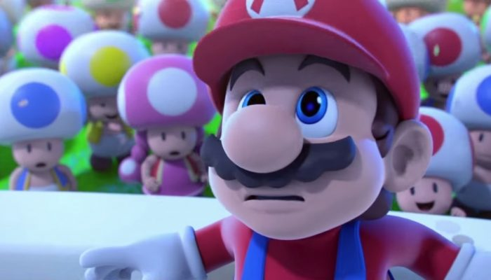 Mario + Rabbids Kingdom Battle – Japanese Overview Trailer