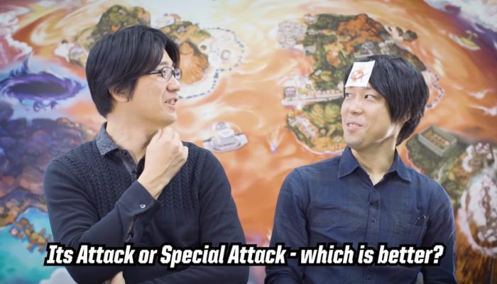 Pokémon Challenge: Watch Game Freak's Kazumasa Iwao Guess the Pokémon!