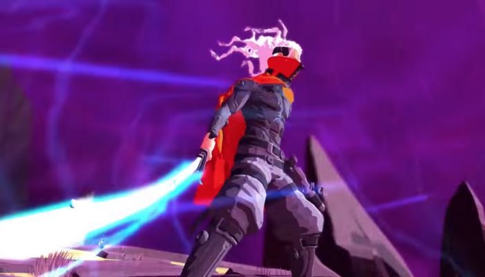 Furi – Nintendo Switch Trailer