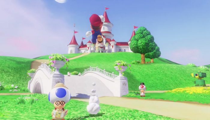 Super Mario Odyssey – Latest Japanese Commercials
